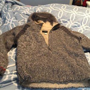Energie men's zip up sweater size L